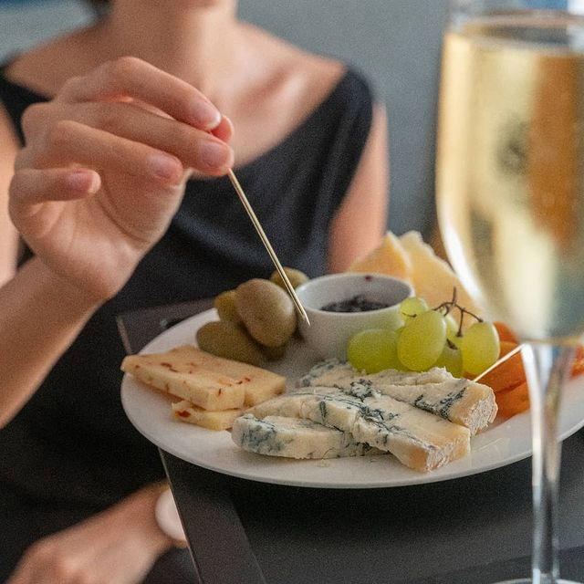 It's drinks o'clock at 9Hotel Cesàri 🥂  Indulge in an aperitif in the comfort of your own suite.    Is there any better way to round off the day?    -    È l'ora dell'aperitivo al 9Hotel Cesàri 🥂  Concediti un drink nel comfort della tua suite.    Quale modo migliore per concludere la giornata?  #9hotelcollection #9hotelcesari #wheninrome #rome #roma #visitrome #igersroma #romeitaly #italianholiday #travelerinrome #besthotels #luxuryhotelsworld #romehotel #romehotels #hotelroma #hotelrome #hotelsinrome #uniquehotels #rometravel #rometrip #romevacation #luxuryitaly