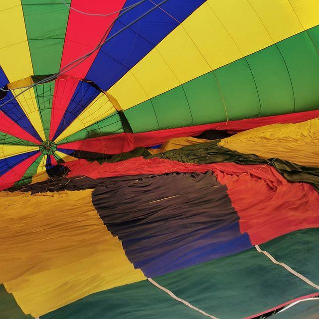 montgolfière val de loire