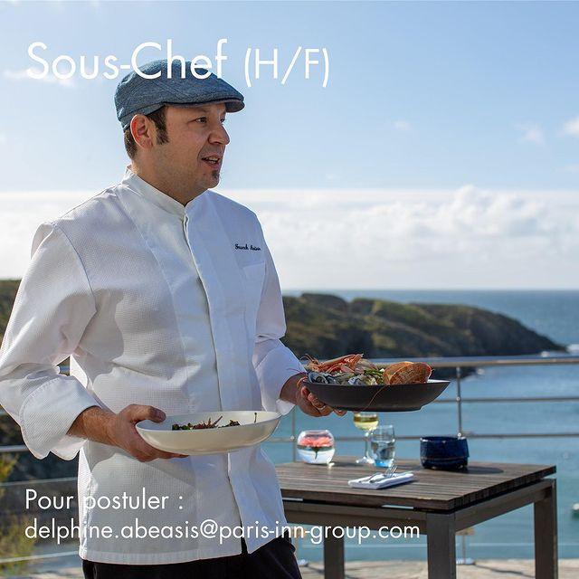 RECRUTEMENT Rejoignez l'équipe du Relais & Châteaux Castel Clara ! Nous recherchons 1 Sous-Chef (H/F), 1 Chef de rang (H/F), 1 Serveur (H/F), 1 Commis de cuisine (H/F), 1 Chef de partie (H/F), 1 Chef de partie Pâtisserie (H/F) et 1 Barman (H/F). Envoyez vos candidatures par e-mail à delphine.abeasis@paris-inn-group.com #recrutement #recrute #restaurant #restauration #chef #bar #bretagne #bretagnetourisme #tourismebretagne #belleileenmer #belleile #belleîle #france #francetourisme #tourismefrance #tourisme #hotel #4star #4starhotel #gastronomie #gastronomiefrançaise #relaischateaux @relaischateaux @tourisme_bretagne @otbelleile