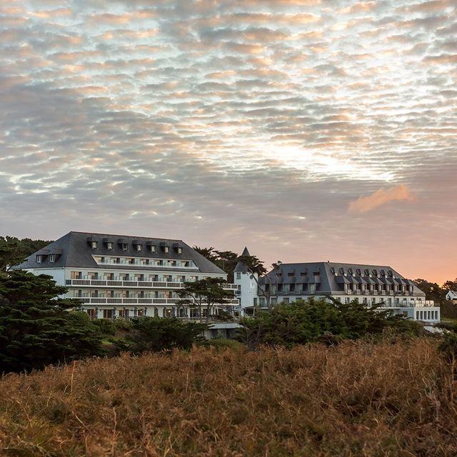 Hôtel 4 étoiles à Belle Ile en mer