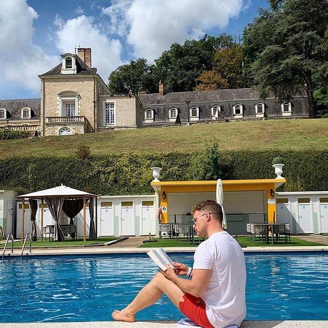 hotel in loire valley