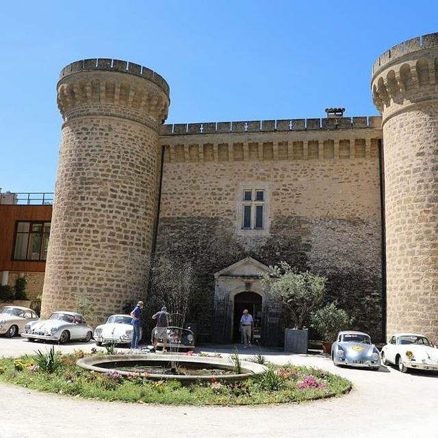 chateau vaucluse mariage