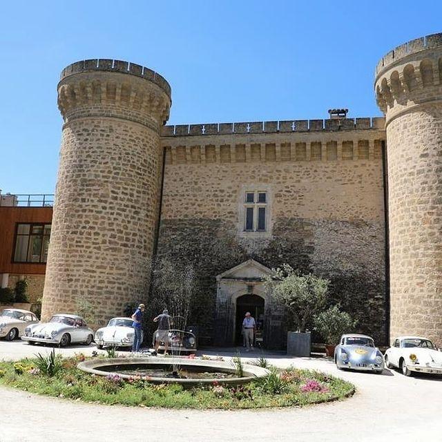 chateau hotel en provence