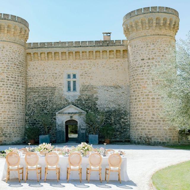 [𝑫𝑬𝑪𝑶𝑹 𝑫𝑬 𝑹𝑬𝑽𝑬] Vous avez un événement à célébrer ? L'écrin du Château de Massillan se prêtera à merveille à votre réception. N'hésitez pas à nous contacter à contact@chateaudemassillan.fr  #uchaux #provence #celebrate #chateau #chateaudemassillan #reception #evenementiel #seminaire #mariage #wedding #decoration ##decordereve  @[17841402334435517:@celianmaryphotography]  @[17841406752862605:@riccifloralcreation]  @[17841403125612145:@insiemecreations] @[17841441333015359:@les_mariages_de_laura]  @[17841401454561052:@dounialoud]  @[17841404230851294:@laura_hairlove] @[17841404418691926:@modry_med]  @[17841423409789220:@minisupernana]  @[17841401009324140:@carla.avella] @[17841406291423146:@mehdistarksethi]  @[17841400471622879:@carolinequesnel] @[17841404988280182:@aude.violettecreation] @[17841446951068195:@m_alice_lingerie] @[17841402186349013:@piecesuniqueslocation]  @[17841407874771483:@lesdelices2gladys]  @[17841401067570083:@mlv_07] @[17841401111985293:@campomarzio70]  @[17841432000892190:@theflatlaydesign] @[17841410368075990:@jolibazaar] @[17841400540060617:@bellabelleshoes]  @[@helentraiteur] @theartistfilmmaker