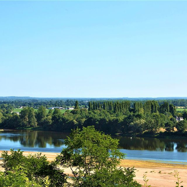 Did you know that the Loire River is the longest River in France and the 171st longest in the world? With a length of 1,006 kilometers (625 miles), the Loire drains 117,054 km2 of water(45,195 square miles), which is more than a fifth of France's land...and Château le Prieuré has a beautiful panoramic view of this grand river 😉  ~~~~~~~~~~~~~~~~~~~~~~~~~~~~~~~~~~~~~  Saviez-vous que la Loire est le plus long fleuve de France et le 171e plus long du monde? D'une longueur de 1.006 kilomètres (625 miles), la Loire draine 117.054 km2 d'eau (45.195 miles carrés), soit plus d'un cinquième du territoire français ... et le Château le Prieuré offre une belle vue panoramique sur ce grand fleuve 😉 • • • #ycmoments #chateauleprieure #younancollection #eurotrip #europe #travel #travelphotography #europa #travelgram #trip #instatravel #wanderlust #photography #italy #paris #portugal #europetravel #ig #travelblogger #a #france #tbt #viagem #photooftheday #italia #viajar #traveltheworld #picoftheday #spain