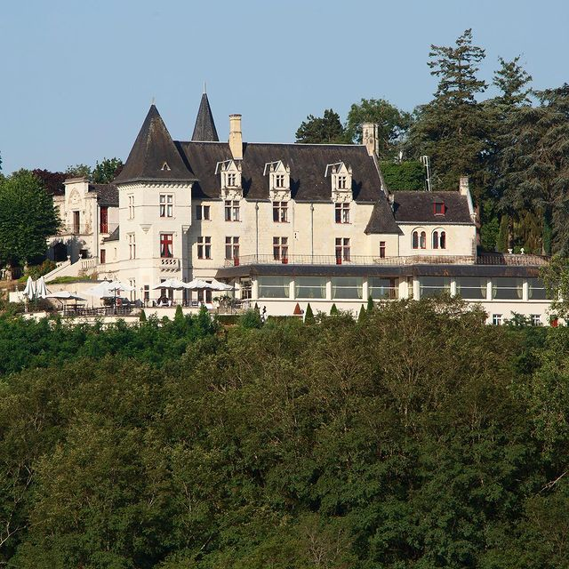 hotel chateau loire valley