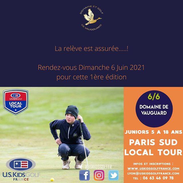 U.S. Kids Golf France @uskidsgolffrance