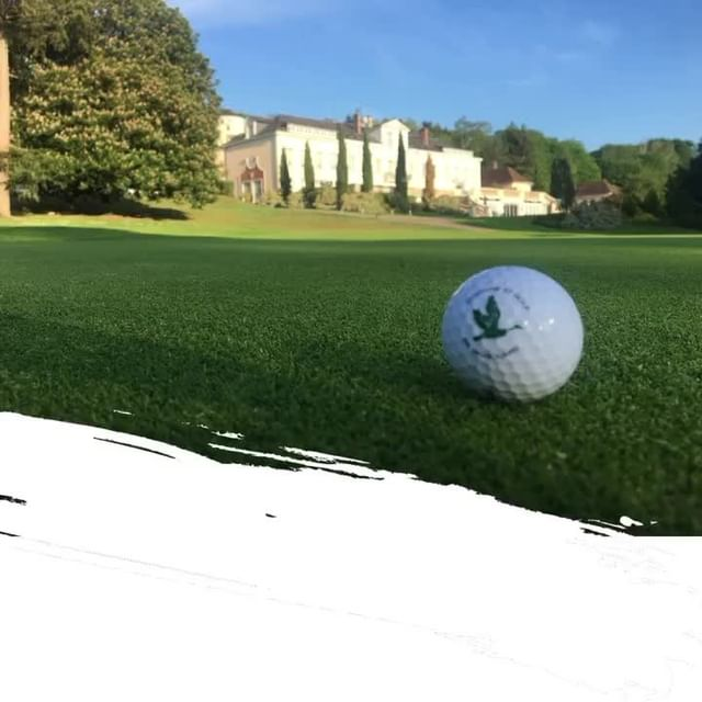 golf courses near paris france