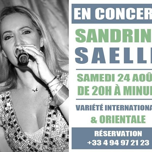 🎼 LIVE CONCERT 🎼  Laissez-vous envouter par son 👱‍♀️ charme et sa 🎤 voix unique... C'est samedi 24 Août au Grand Café Saint Tropez.  Let yourself be captivated by its 👱‍♀️ charm and its unique 🎤 voice ... It's Saturday August 24th at Grand Café Saint Tropez  Réservation / Booking ☎️ +33 4 94 97 21 23  #grandcafesainttropez #sainttropez #asianfood #restaurantsainttropez #sushisainttropez #restaurantriviera #bestasian #eatinsainttropez #nightoutsainttropez #restaurantasiatiquesainttropez #maisontournier #liveconcertsainttropez #sainttropez2019 #thisissainttropez #liveconcert