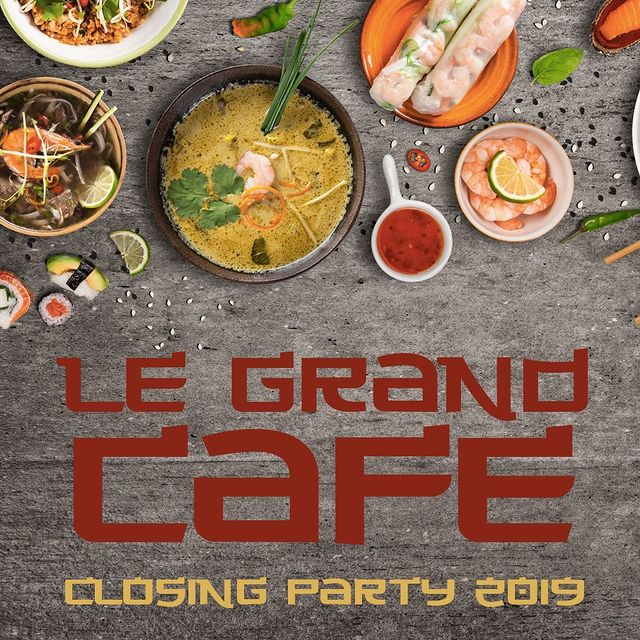 ⛩🏮🎎 ASIAN CLOSING PARTY 🏮🎎 ⛩  Pour fêter la fin de saison, Maitre Koi vous convie à un voyage gourmet. Le 8 & 9 avril tous les soirs le chef vous propose un Menu Spécial Asie avec cocktail 🍹de bienvenue, 🍚 entrée, 🍜 plat et 🥠 dessert à 49€ hors boisson.  To celebrate the ending season, Master Koi welcomes you for a gourmet journey. On the evening of April 8 & 9, enjoy our Special Asian Menu composed of welcome 🍹cocktail, 🍚 appetizer, 🍜 main course and 🥠dessert at 49€ (beverage not included)  Reservation / Booking ☎️ +33 4 79 08 42 97  #legrandcafecourchevel #asianfood #asianrestaurant #restaurantcourchevel #courchevel #closing2019courchevel #closing2019 #maitrekoi #bestasianfood  LE GRAND CAFE Courchevel