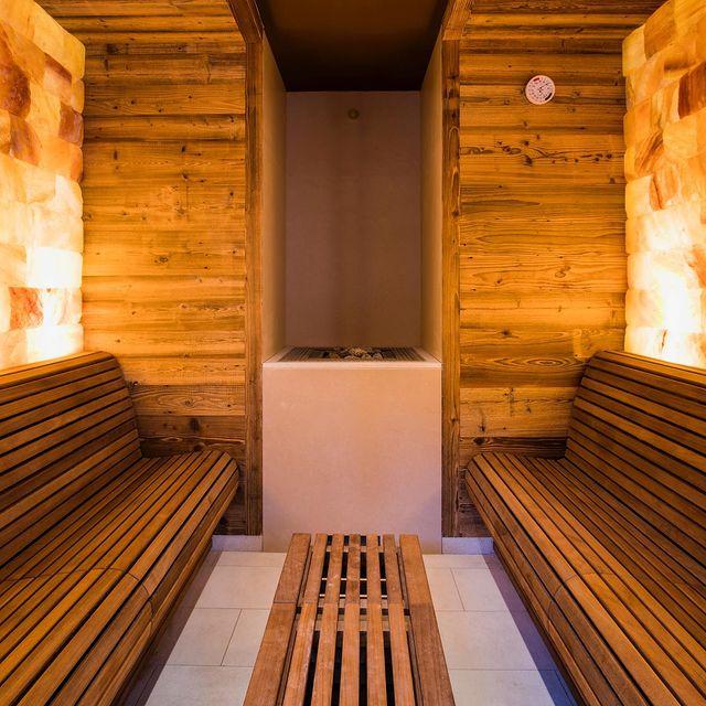 ✨Cristal Sauna #hotelspa #visitalsace #Ottrott #relax