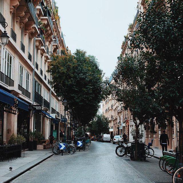 Rue Bachaumont