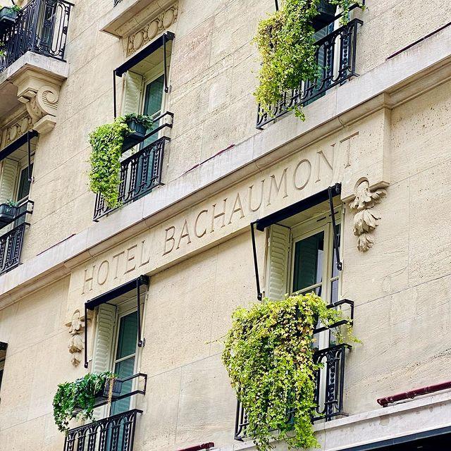 L'hôtel Bachaumont dispose de 50 chambres Art Déco inspirées par l'environnement typiquement parisien. . . . #hotelbachaumont #bachmontorgueil #vivremontorgueil #restaurantbachaumont #lecomptoirbachaumont #paris #hotel #hotelparis