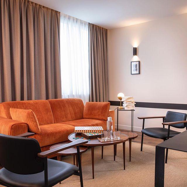 hotels near Paris