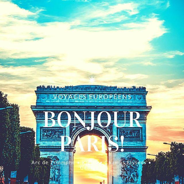 """Collection """"Bonjour Paris"""" - Discover the wonder of Paris✨✨"""
