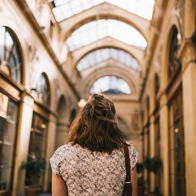 Walking in Paris 🚶♀️