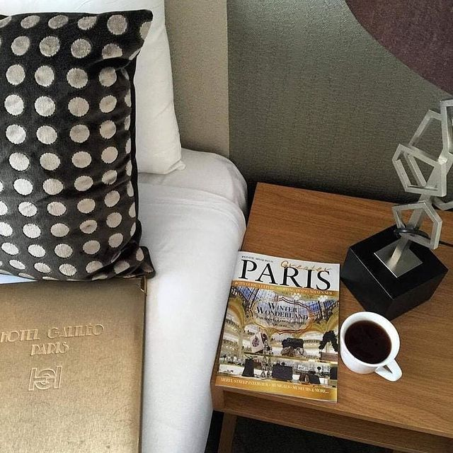 It's time to organize your next stay in Paris✨