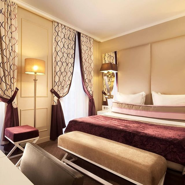 Come and enjoy the comfort of our rooms🤗!