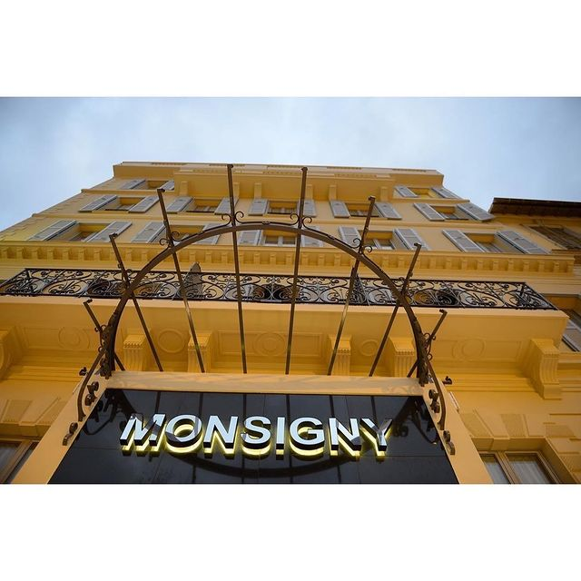 L'Hôtel Monsigny ouvre ses portes le 12 Mars !