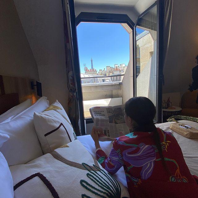 hotel victor hugo paris 16