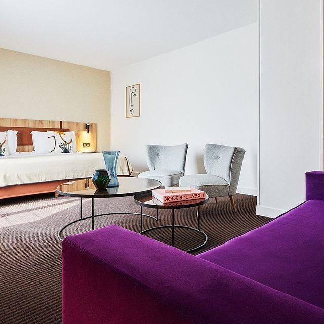 hotel proche trocadero