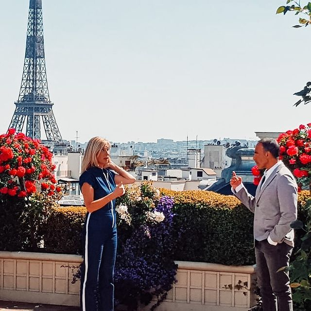5 star luxury hotels in paris city centre