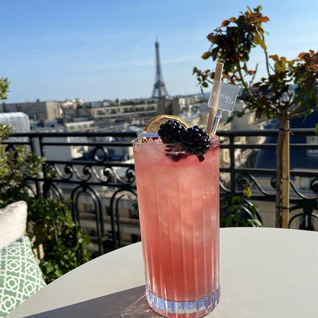 hotels de luxe paris