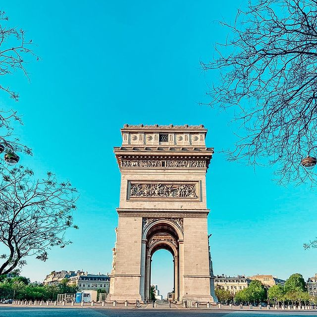 5 star hotels in paris france