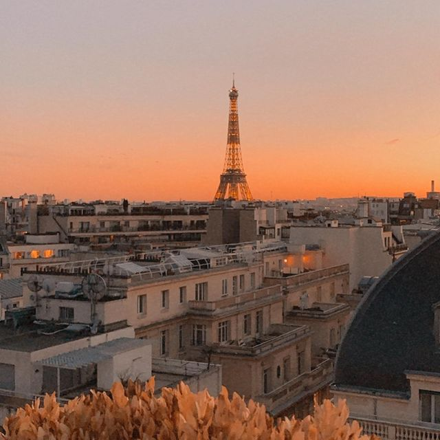 luxury weekend in paris
