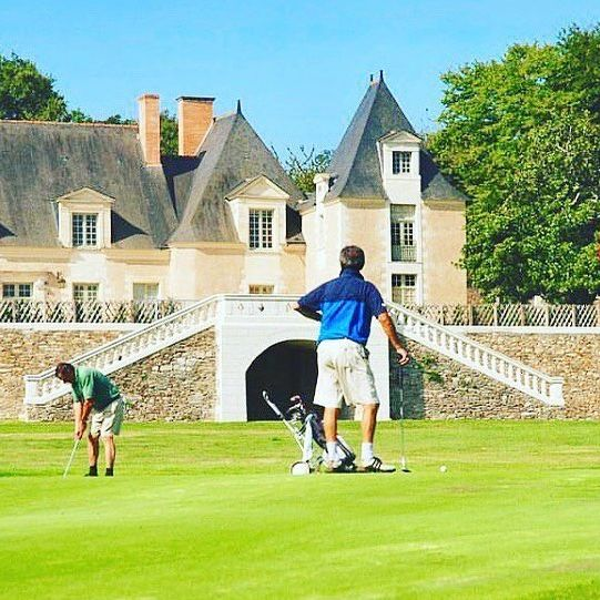 golf in loire valley france