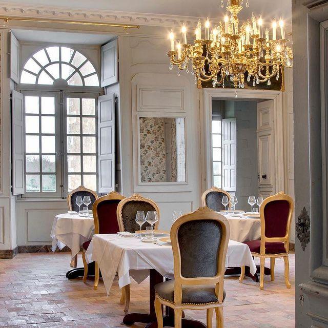 restaurant gastronomique maine et loire
