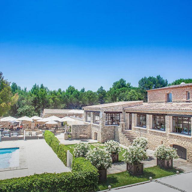 hotel 5 etoiles provence
