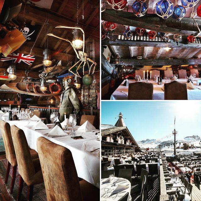 🌟 Le Cap Horn - Plus qu'un restaurant, un lieu !   Datant de 1954, il est le plus ancien restaurant d'altitude à Courchevel 1850. Sa magnifique terrasse exposée plein sud, son intérieur chaleureux et mélangeant les codes des grands explorateurs marins avec une ferme d'alpage sont autant d'espaces pour savourer un agréable moment festif et convivial.   @cap_horn_courchevel   ☎ +33 (0)4 79 08 33 10  🌐 www.maisontournier.com  ✉ cap-horn@maisontournier.com   #caphorn #caphorncourchevel #courchevel #maisontournier #maisontournierstyle #courchevel1850 #luxury #restaurant #ontheslopes #djlive #party #musiclive #lovelyfood #instafood #theplacetobe #perfectplace #redcarpet #champagne #bestview #mountainview #mountainslife #skiseason #thisiscourchevel #foodporn #bar #dinner #foodlover #magicwinter #beautifuldestinations #beautifulplace