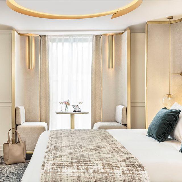 hotel quartier opera paris