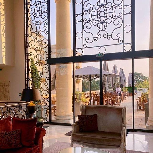 hotel luxe ile de france