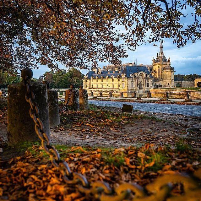 chantilly paris chateau