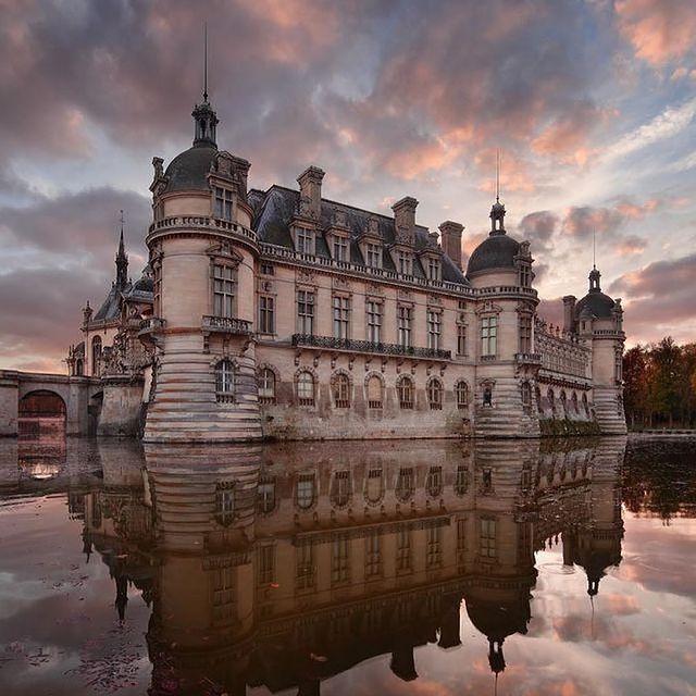 castle hotel france