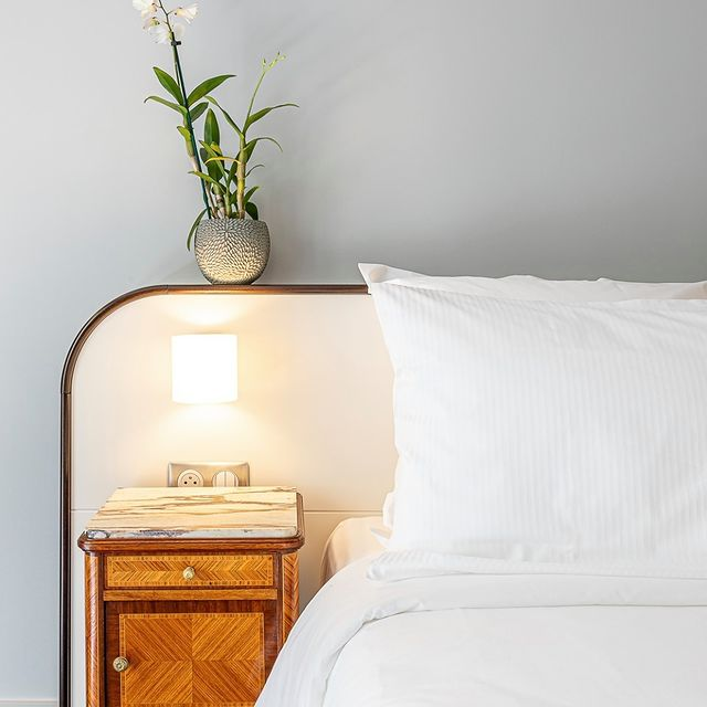 """Need some fresh air in a new cozy place ? Our """"Need for Air"""" option is made for you  Take your sleep to the next level at @normandyhotelparis hotel-normandy.com (direct link in bio)  📍7 rue de l'Echelle, 75001"""