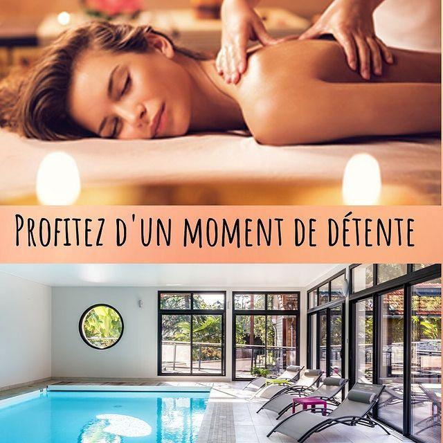 🎄🎁 CONCOURS RESID'SPA – NOËL 🎁🎄 Résid'Spa vous gâte à l'approche des fêtes de fin d'année. Tentez de gagner un Forfait demi-journée découverte : - Accès pendant 2 heures au spa (piscine balnéo, hammam et sauna) - Avec un modelage au choix de 30 minutes (visage ou corps). Pour participer, c'est simple : 🎁 Likez la photo 🎁 S'abonner à la page de Resid'spa Loire & Sevre 🎁 Identifier 2 personnes qui souhaiteraient tenter leur chance 🎁 Partager à vos amis  Tirage au sort le 25 décembre à 18 heures pour une invitation  #detente #zen #massage #nantes #reze #spa #hôtel #residence #modelage #massagerelaxante #relaxant