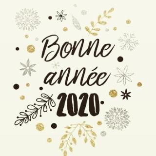 Toute l'équipe de Resid'Spa - Loire & Sèvre vous souhaite une bonne et heureuse année !  #2020 #residence #spa #hammam #zen #détente #Nantes #quietplace
