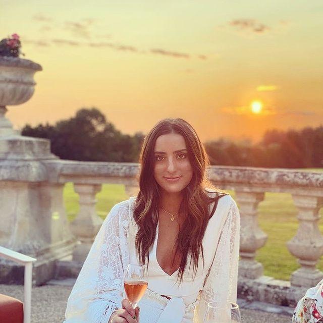 Sunset at Alexandra Palace 🌅