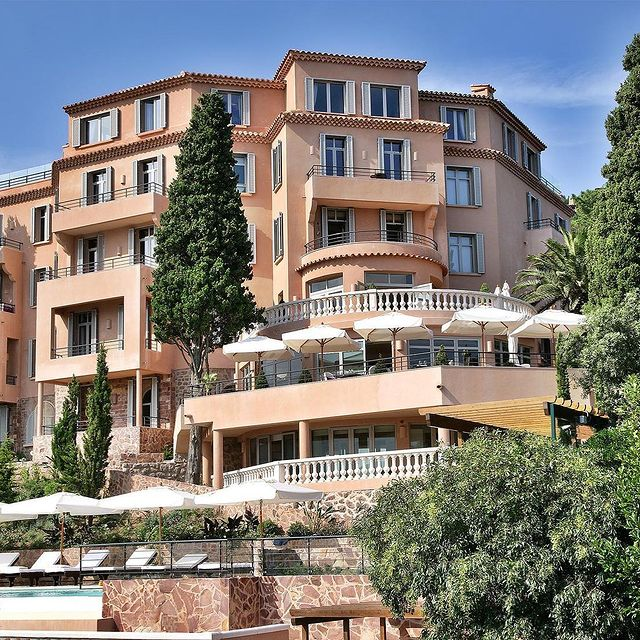 hotel theoule sur mer