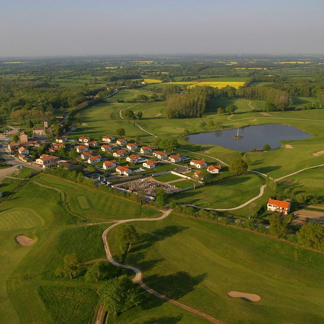 golf courses in france
