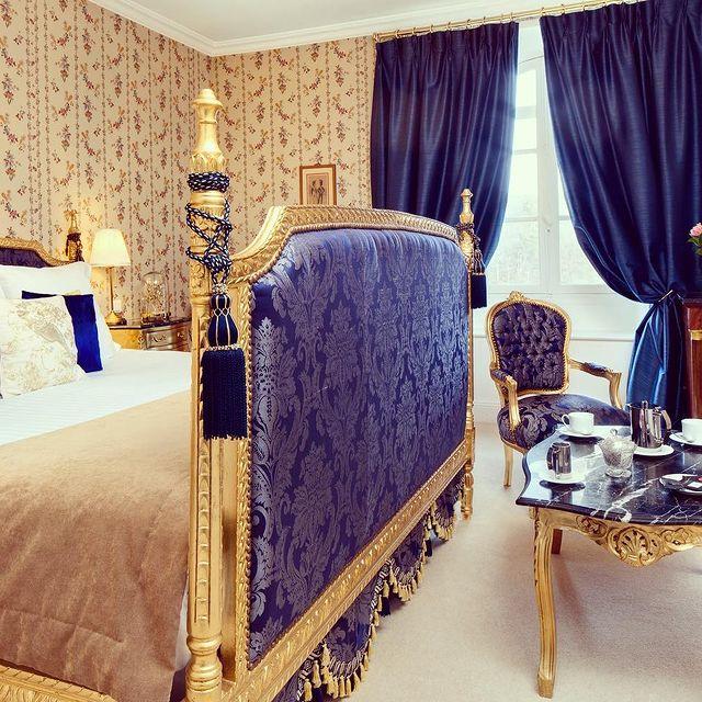 chaine d'hotel de luxe en france