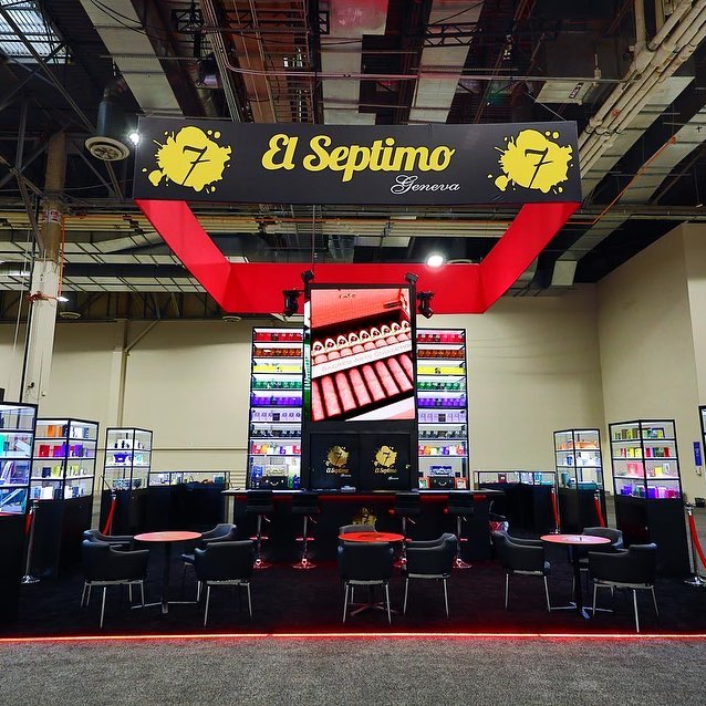 Thank you to everyone who stopped by Booth 119 and made our first PCA Show such a success, and for voting El Septimo Best Medium-Sized Trade Booth. We are so excited to move forward with our old and new retailers & partners!